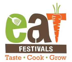 EAT Festivals – Taste, Cook, Grow
