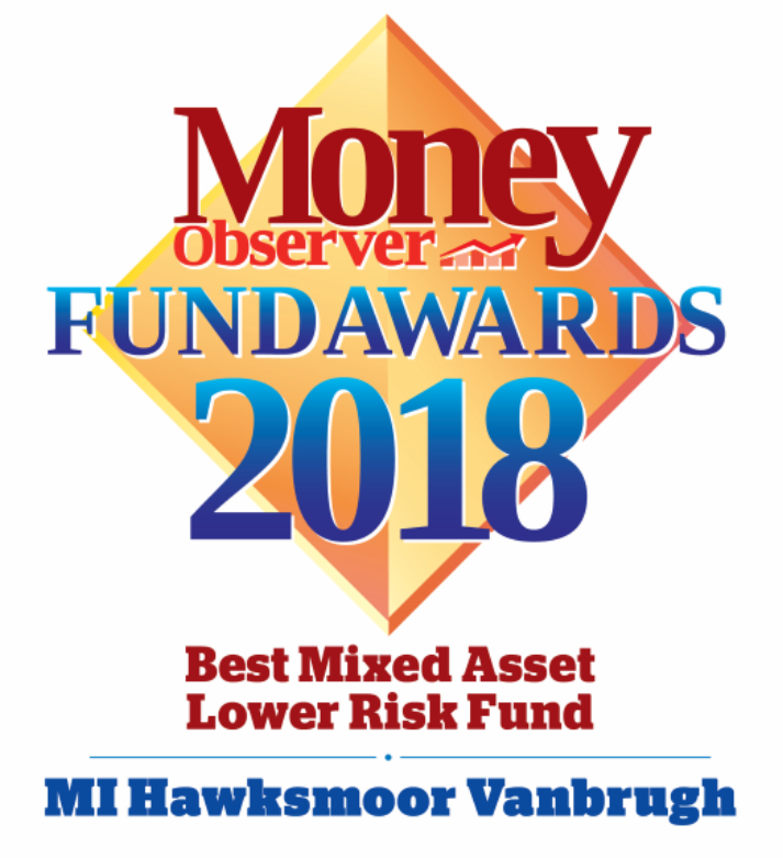 Money Observer Fund Awards 2018