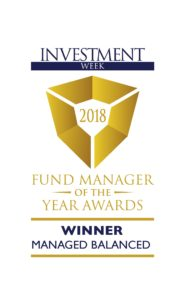 Hawksmoor Investment Manager - Fund Manager of the year winners!