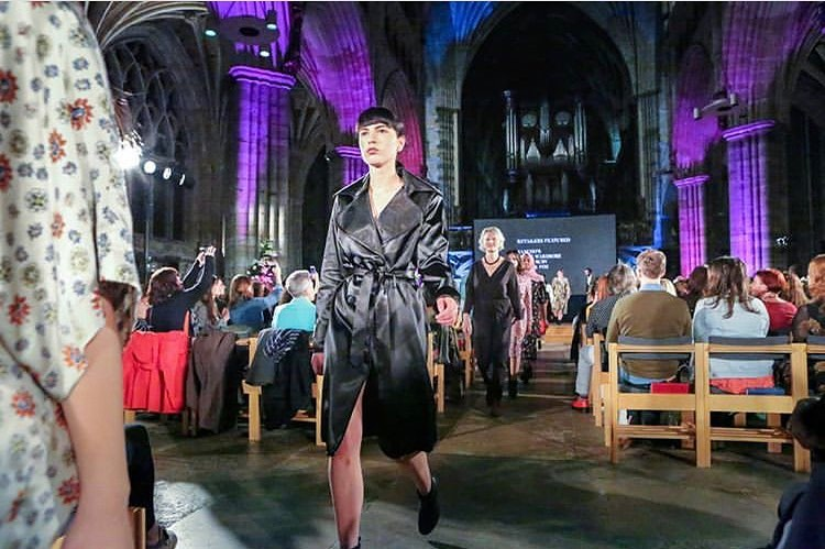 Slow Fashion Show Exeter