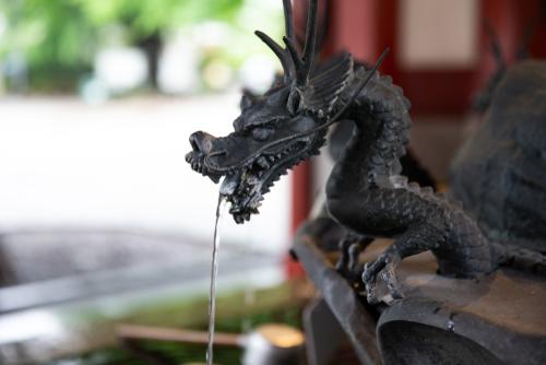 Dragons' breath