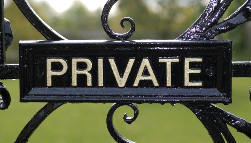 Premium returns at a discount? Shush – it's private!